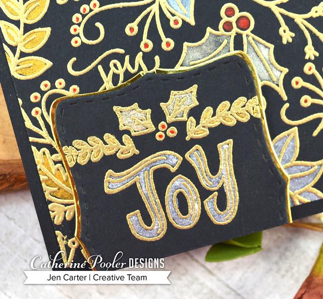 Jen Carter Peace Love Doves Seasonal Sents Watercolored Closeup 1