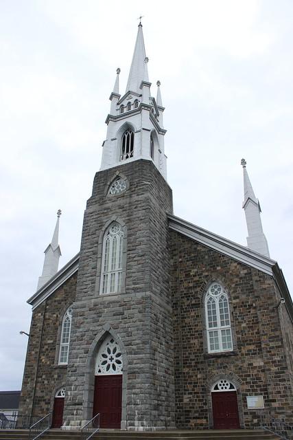 La-Décollation-de-Saint-Jean-Baptiste Catholic Church