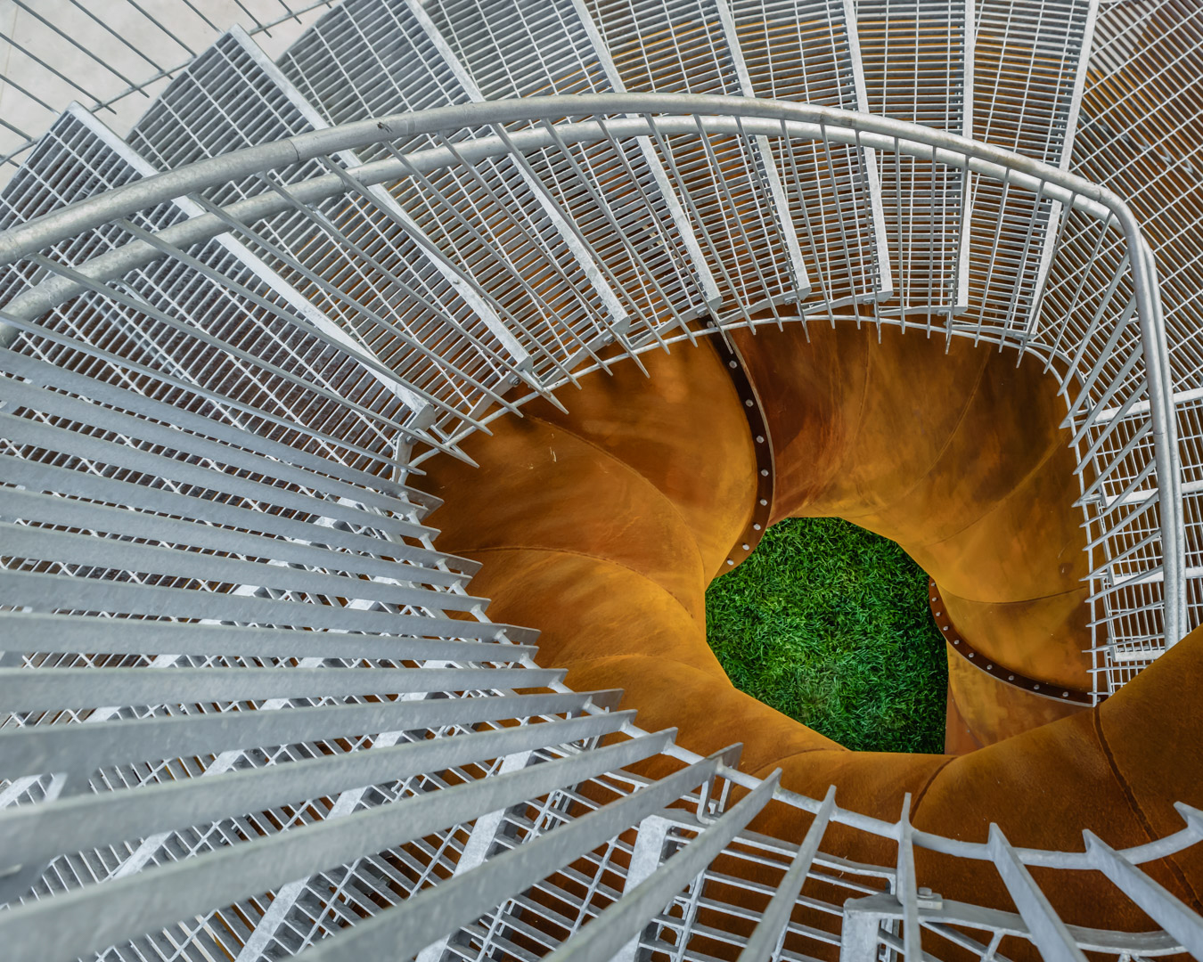 Escalier rotatoire