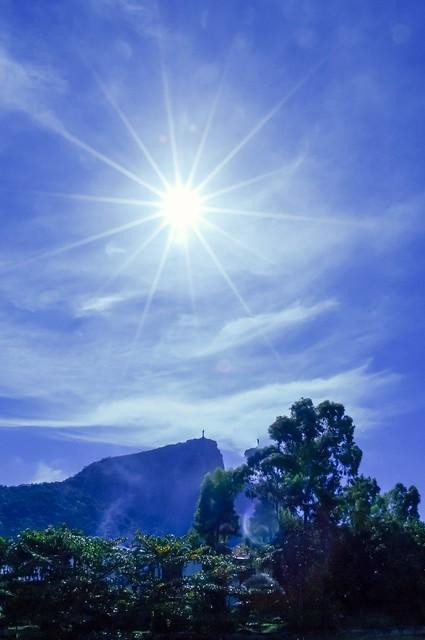 Sun- Cristo - Rio de Janeiro.