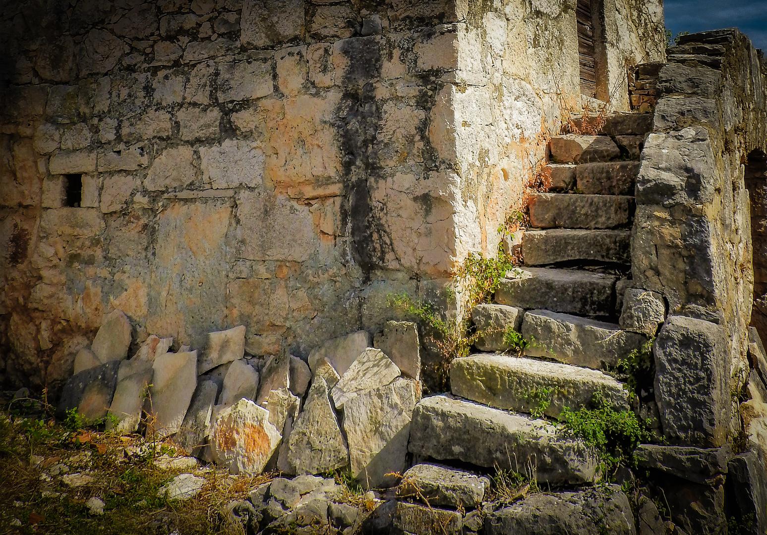 De pierres et d'âge