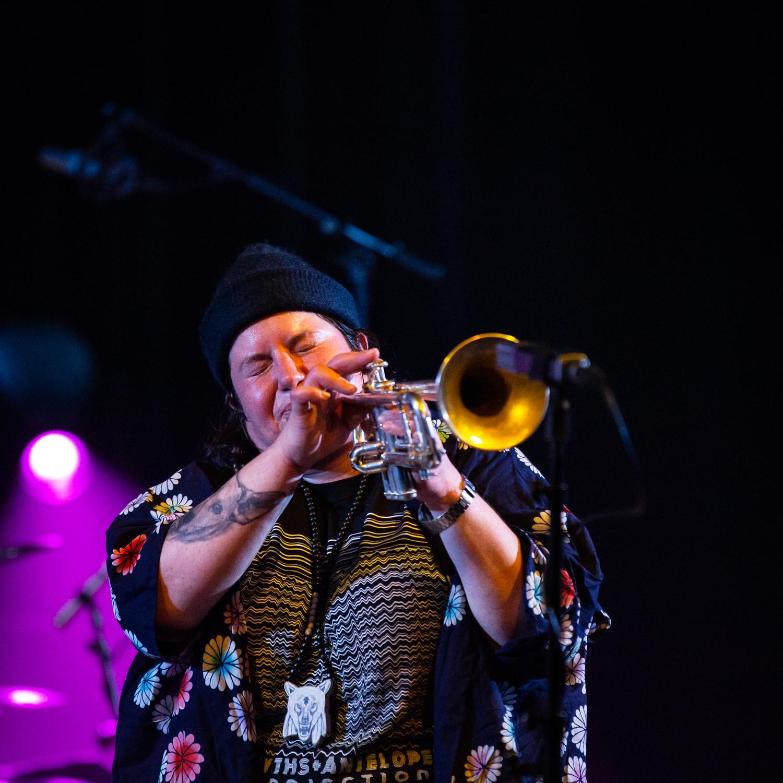 James Brandon Lewis Quintet-7133