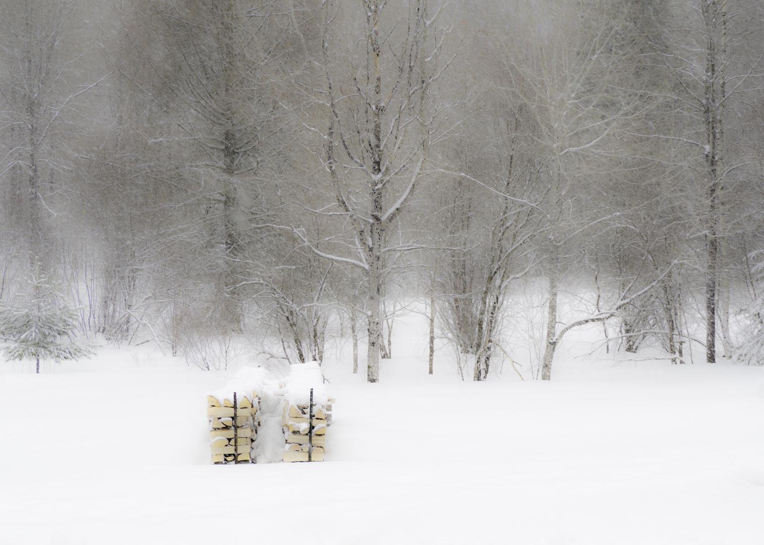 Prêt pour l'hiver