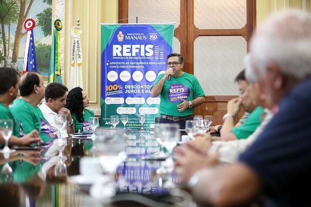 07.11.2019 Programa de Recuperação Fiscal Municipal (Refis) 2019