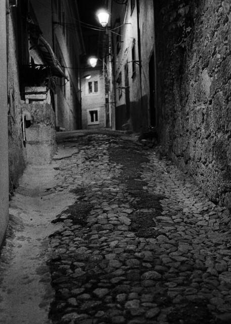Mystery alleys