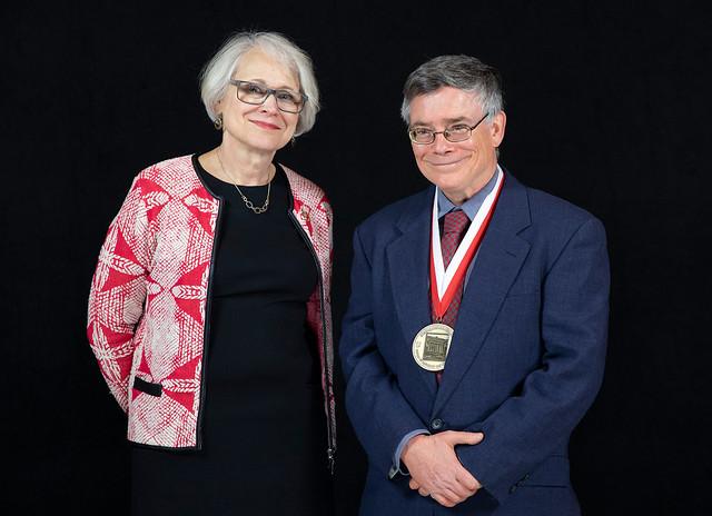 Dr. Steven Ricke named Distinguished Alumnus