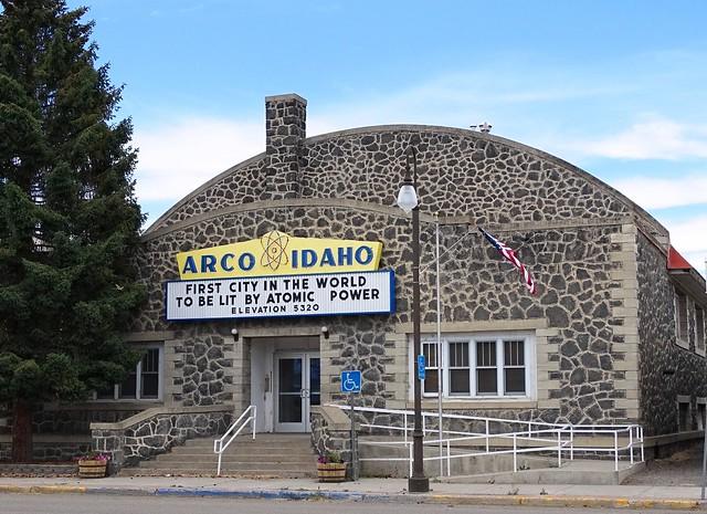 ID, Arco-U.S. 26 Arco Rec Hall