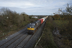 078 on down IWT liner near Caragh 06-Nov-19
