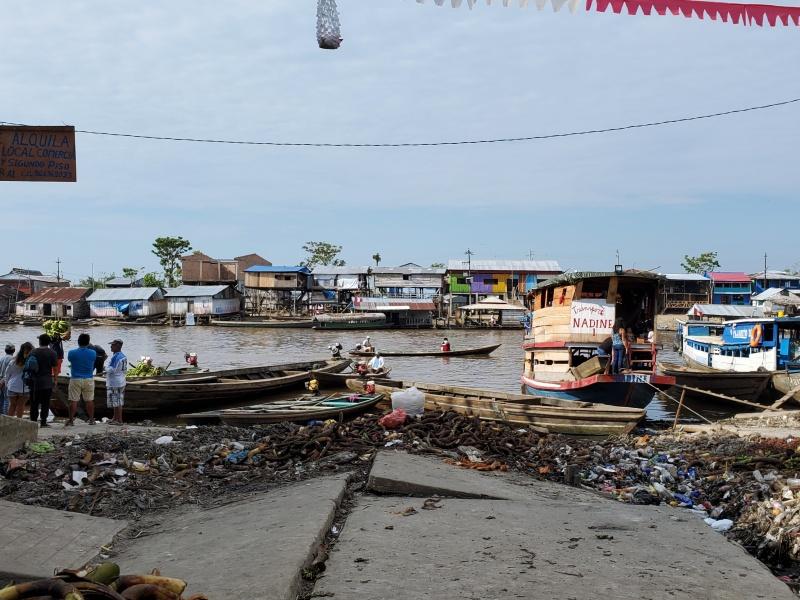 Belen Market Iquitos