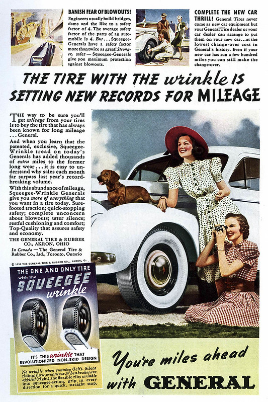 General Tire 1939