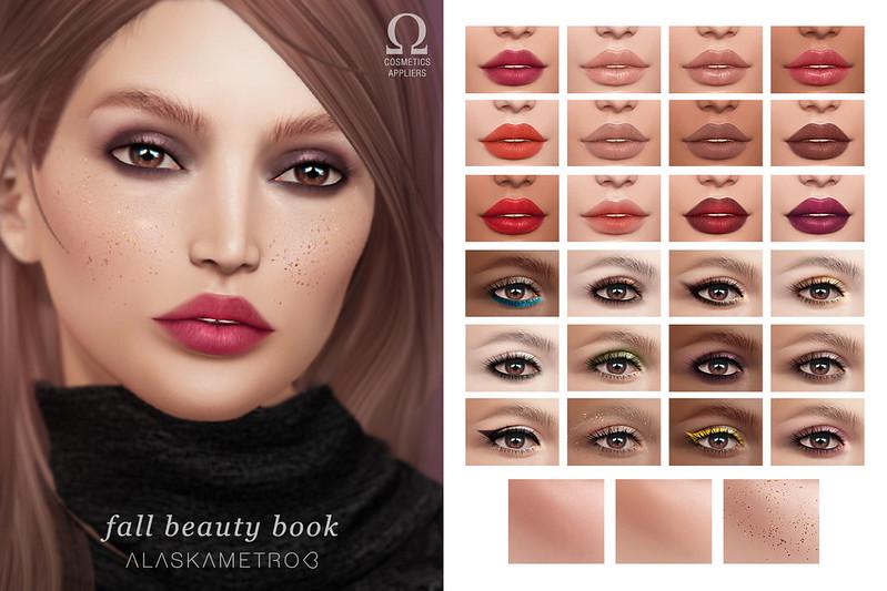 alaskametro<3 Fall Beauty Book for Sad November