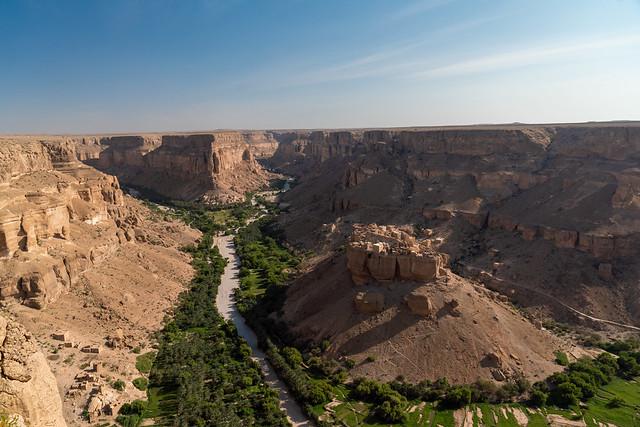 Mainland Yemen - From Seiyun to Salalah, 2019