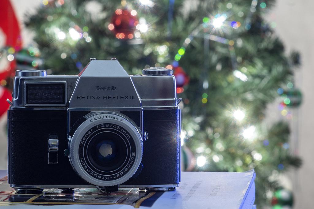 Camera Review Blog No. 116 - Kodak Retina Reflex III