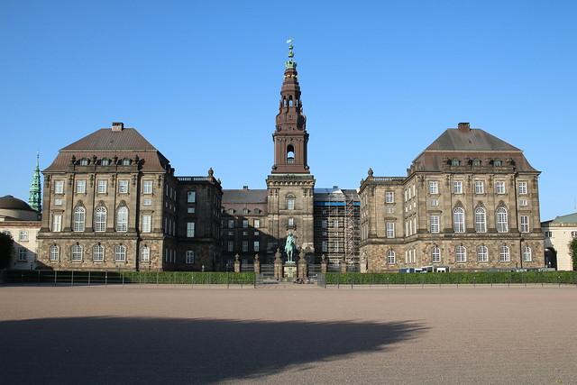 København: Christiansborg Slot