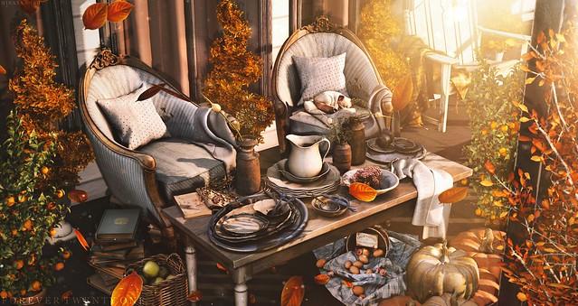 New Post: ∞Forever Twenty One∞ LOTD 763 Light as Autumn...