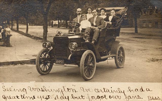 Touring Car circa 1906