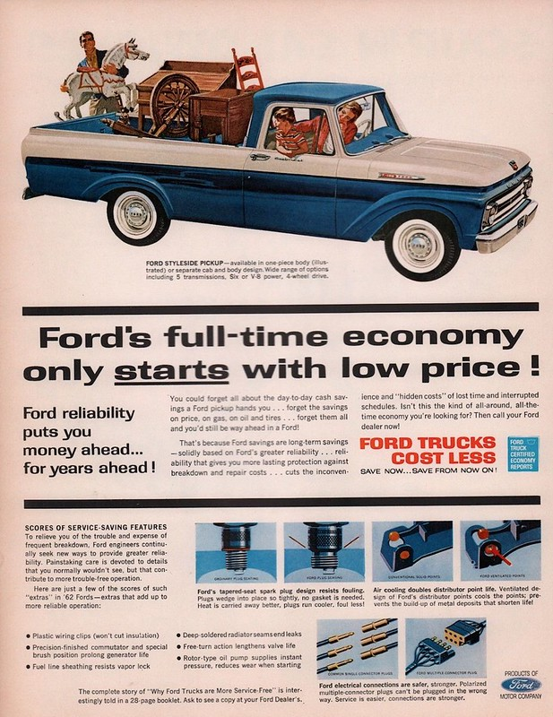 1962 Ford Styleside