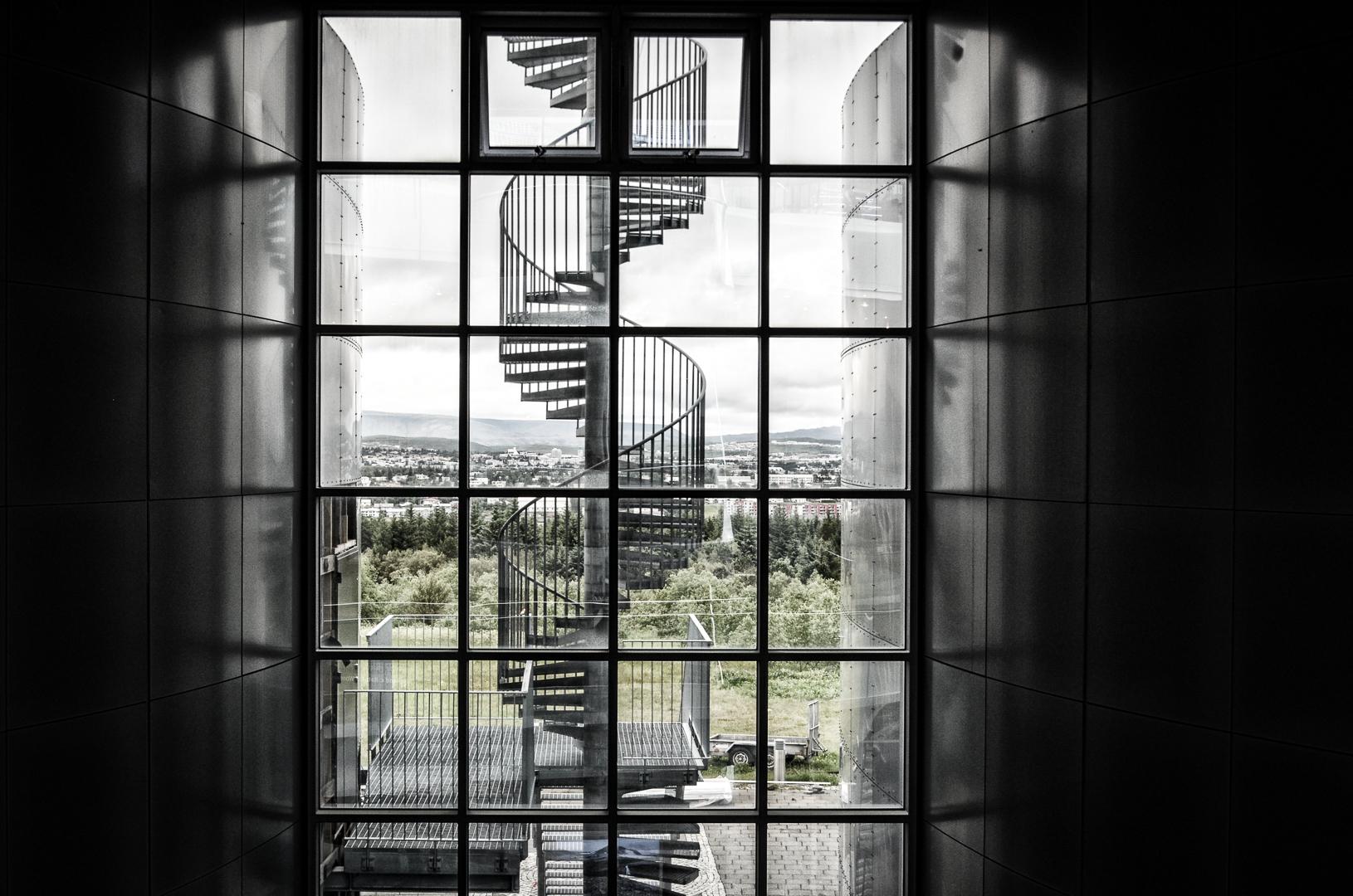 Escalier de la Perle