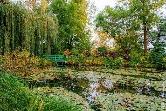 Giverny, jardin de Claude Monet
