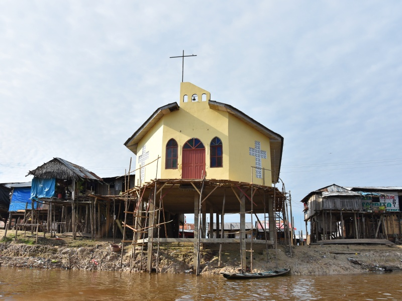 Belen Church Iquitos
