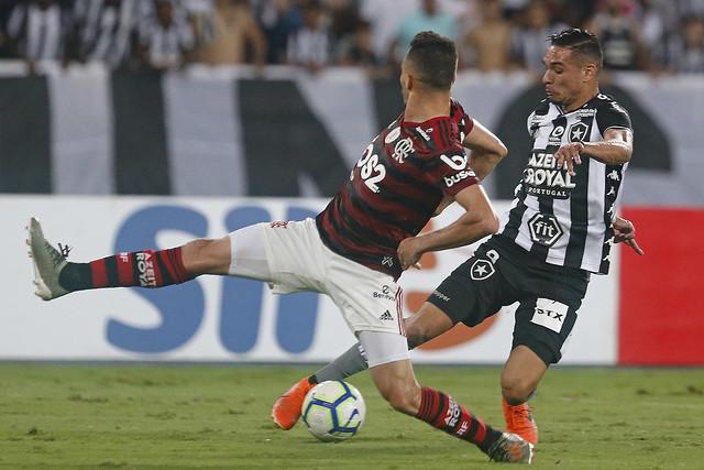 Botafogo x Flamengo - 07/11/2019