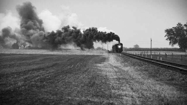 Smoke Over the Fields