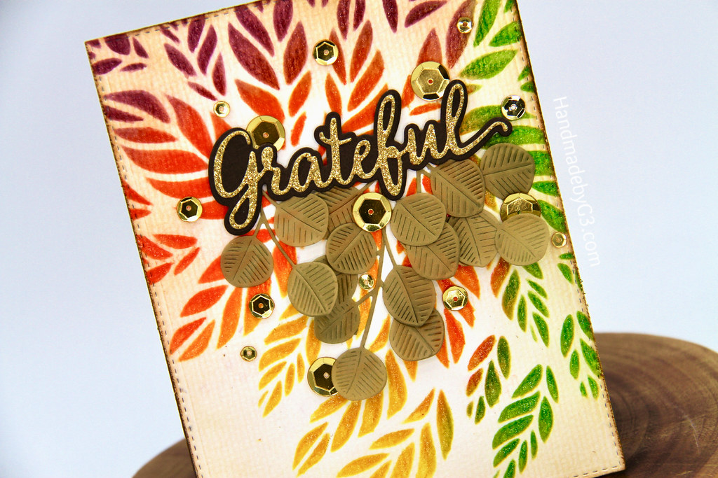 Grateful card closeup3