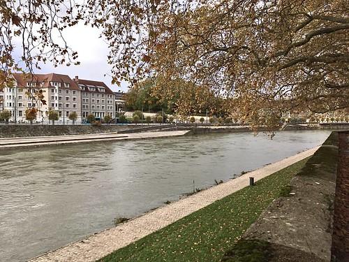 Le Doubs - Petit Chamars - Besançon