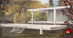 Trompe Loeil - Darby Modern Cabin & Kitchen + Snow Add-On for Collabor88 November