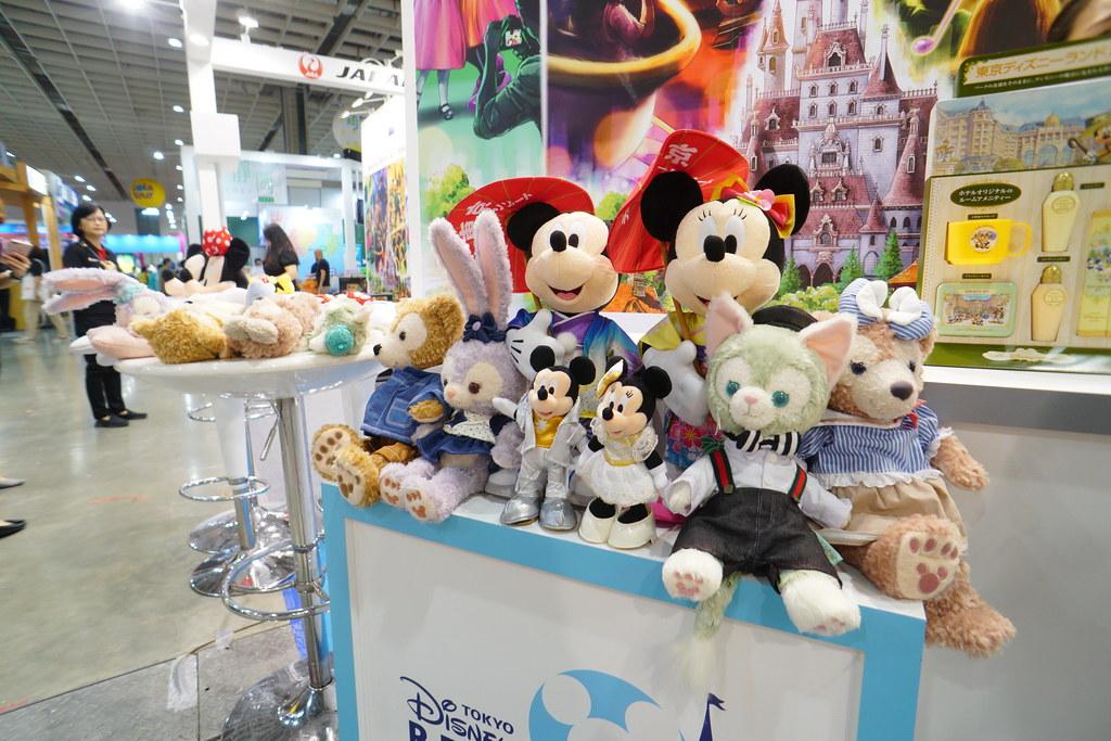 2019ITF台北國際旅展攻略優惠