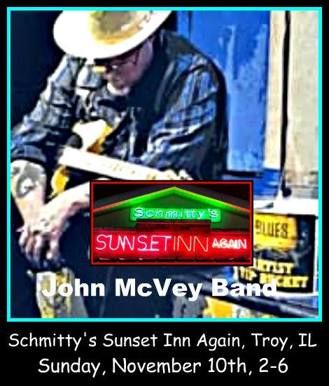 John McVey Band 11-10-19