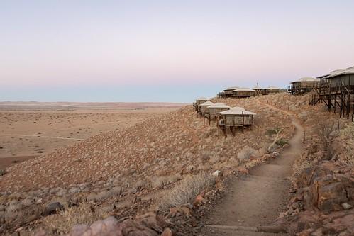 moon mountain lodge namibia namibnaukluft desert sunset africa jeremyjsaunders jjs nikon d850
