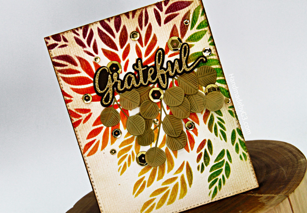 Grateful card closeup (1)