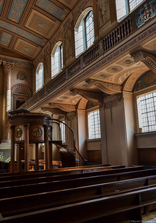The Chapel - Queen Mary's Quarter