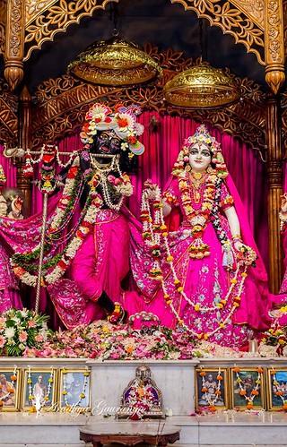 ISKCON Mayapur Deity Darshan 08 Nov 2019