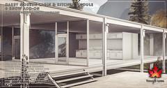 Trompe Loeil - Darby Modern Cabin & Kitchen + Snow Add-On for Collabor88 November