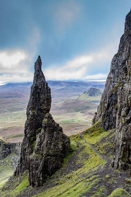 The Needle, Quiraing- Isle of Skye