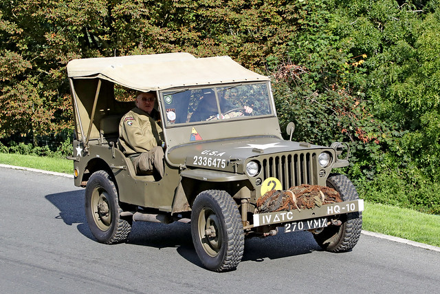 Willis Jeep (1942)
