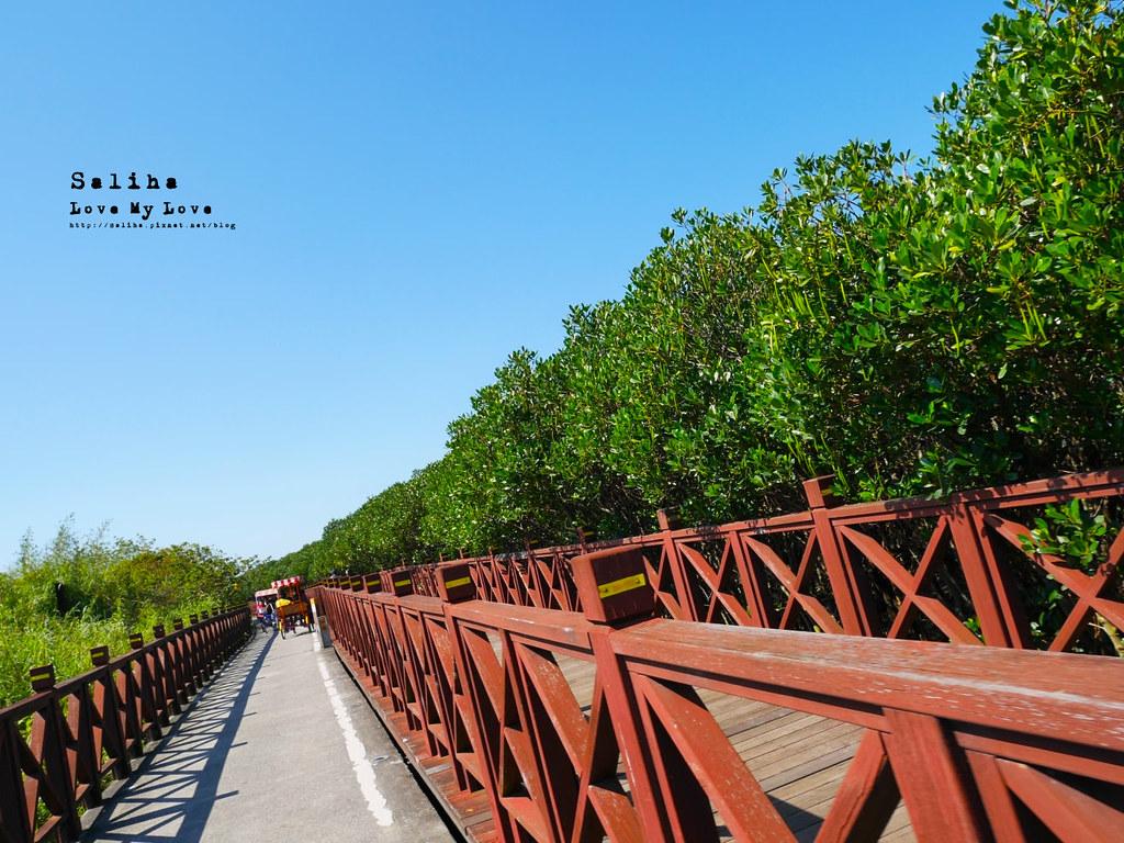 新北旅遊八里一日遊景點好玩好吃推薦左岸公園渡船頭老街 (2)