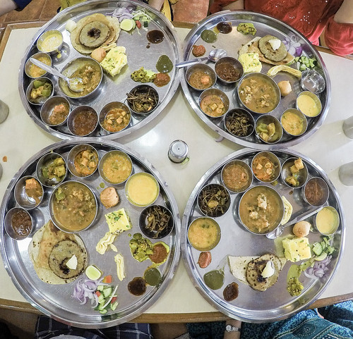 Thali | by Tugging the Luggage