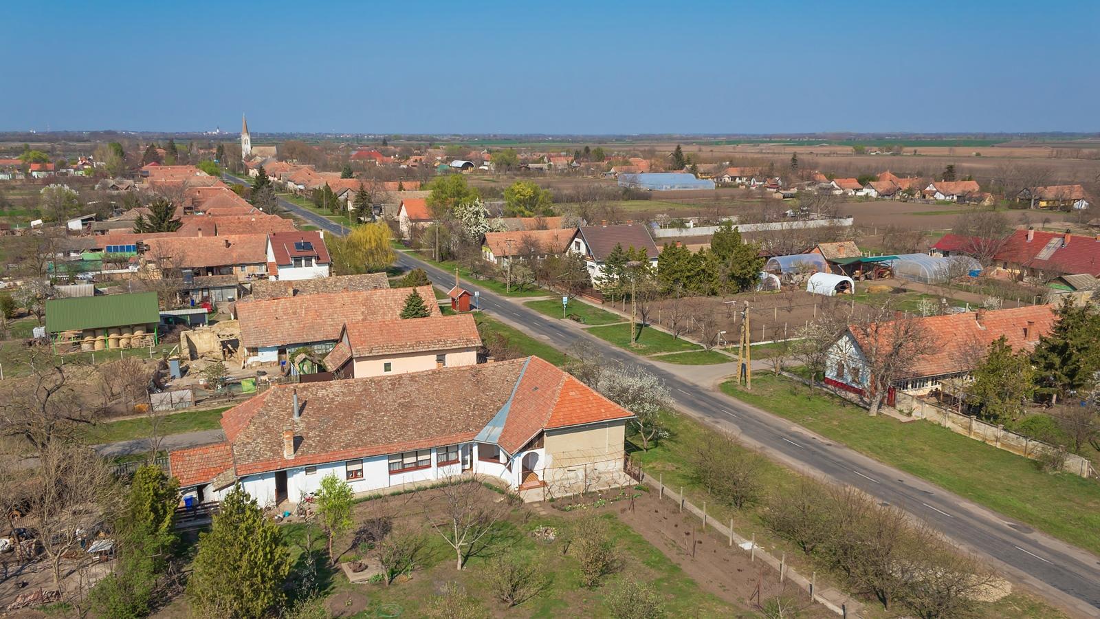 A csongrádi falu, ami nevet akar változtatni