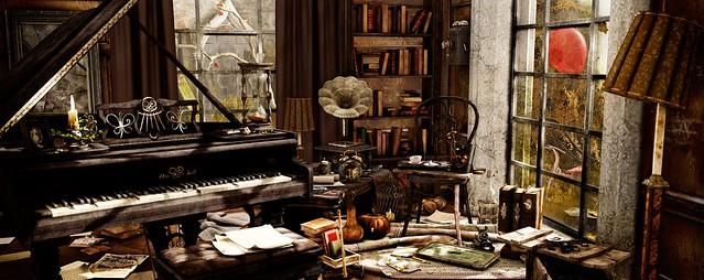 Recital of rewritten idylls