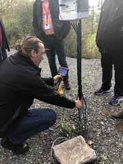 Kabelfeilsøkingseminar i Tyskland okt. 2019 på Megger fabrikken i Baunach og besøk hos Vivax-Metrotech i Schesslitz.