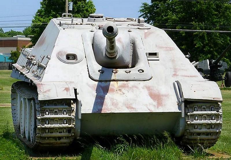 ドイツ軍ヤークトパンター00002