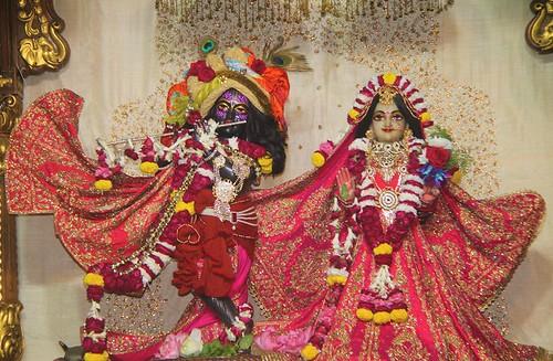 ISKCON Delhi Deity Darshan 08 Nov 2019