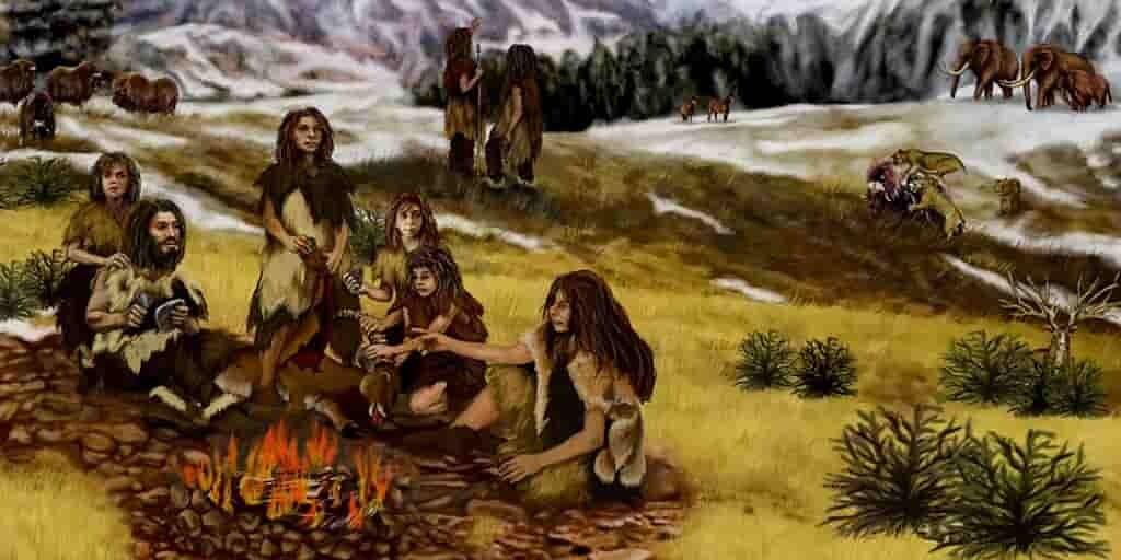 extinction-Néandertaliens-maladies-humaines