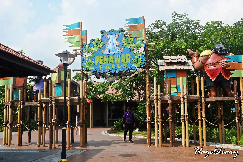 Adventure Waterpark Desaru Coast-Penawar Falls