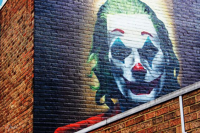 The Joker (Portrait)