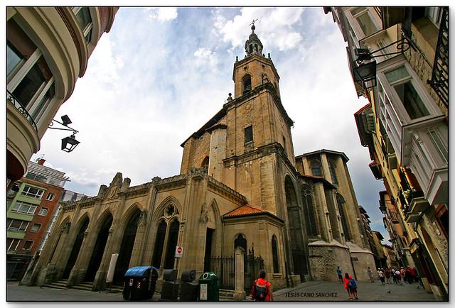 San Pedro eliza, Vitoria-Gasteiz (Araba, Euskal Herria)
