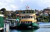 Scarborough, Mosman Bay Wharf, Mosman, Sydney, NSW